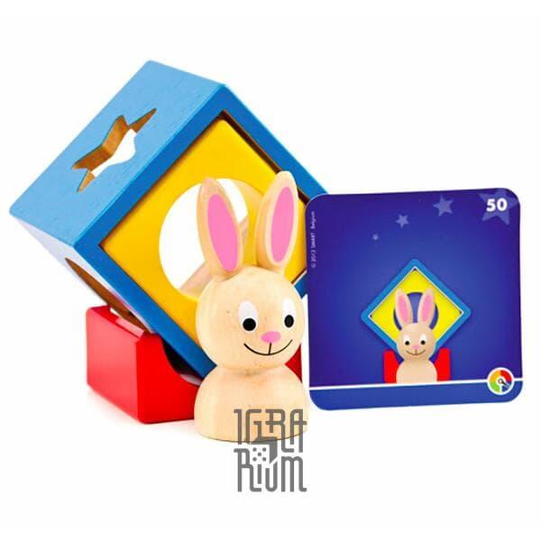 Настольная игра Кролик Бу (Bunny Boo)