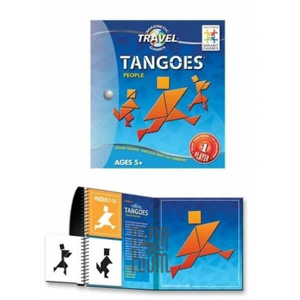 Головоломка Тангоуз: Люди