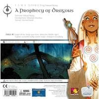 Настольная игра T.I.M.E Stories: A Prophecy of Dragons