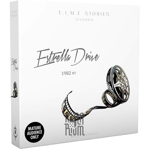 Настольная игра T.I.M.E Stories: Estrella Drive