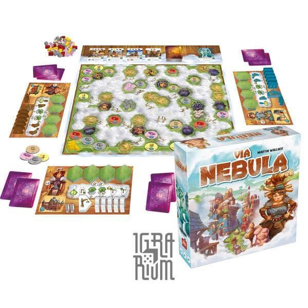 Настольная игра Via Nebula