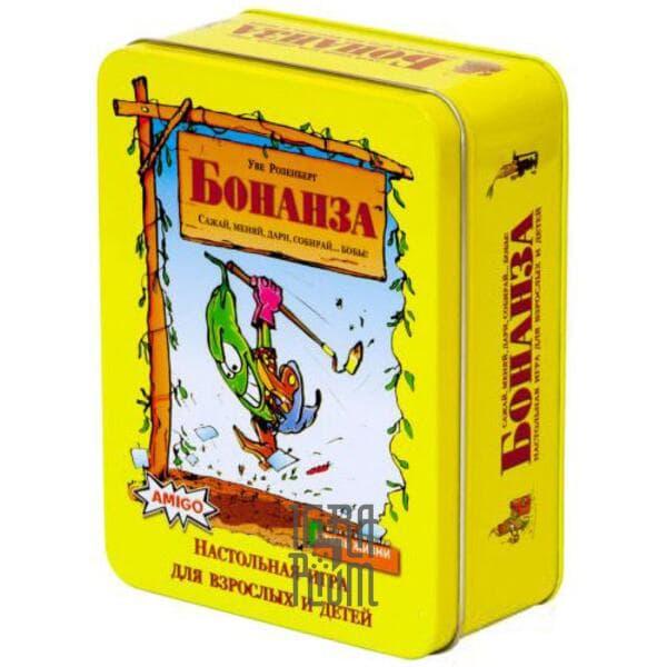 Настольная игра Бонанза Делюкс