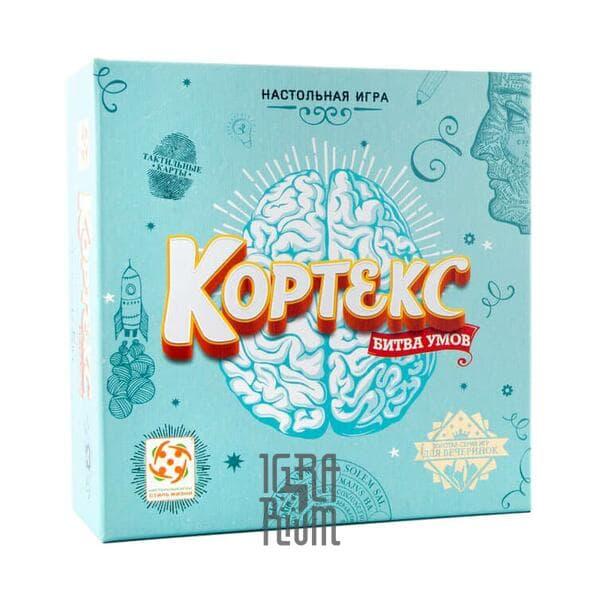 Настольная игра Кортекс: битва умов (Cortex challenge)