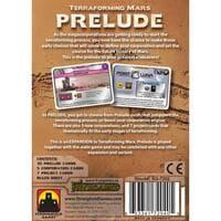 Настольная игра Terraforming Mars: Prelude