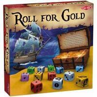 Настольная игра Гонка за золотом (Roll for Gold)