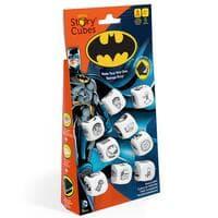Настольная игра Кубики Историй Рори Бэтмен (Rorys Story Cubes: Batman) 9 штук