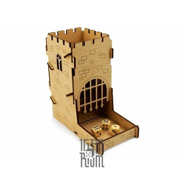 Настольная игра Башня для кубиков: Замок