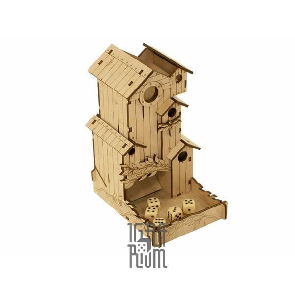 Настольная игра Башня для Кубиков: Пение птиц