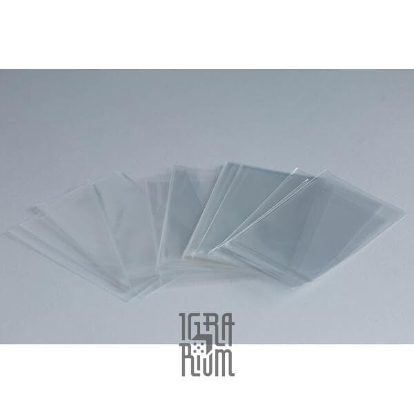 Протекторы (кармашки) для карт (56 мм х 87 мм, 100 шт.)