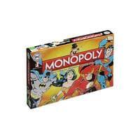 Monopoly DC Comics Retro (Монополия DC Comics Ретро)