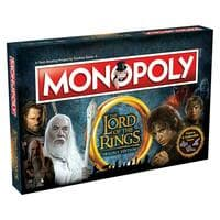 Monopoly Lord of The Rings (Монополия. Властелин колец)