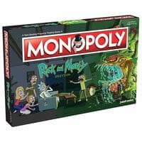 Monopoly Rick and Morty (Монополия Рик и Морти)