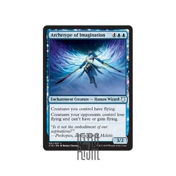 Настольная игра Adaptive Enchantment - Commander 2018 - Колода Magic The Gathering (Англ)