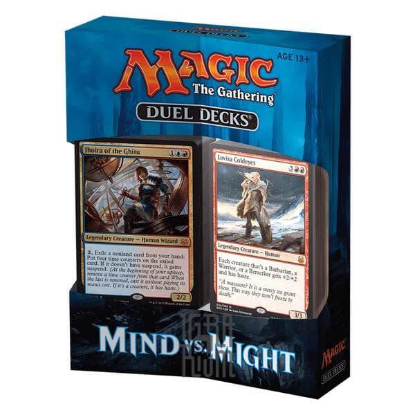 Настольная игра Mind vs Might - Duel Decks - Magic The Gathering