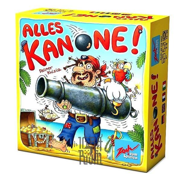 Настольная игра Аллес Пираты