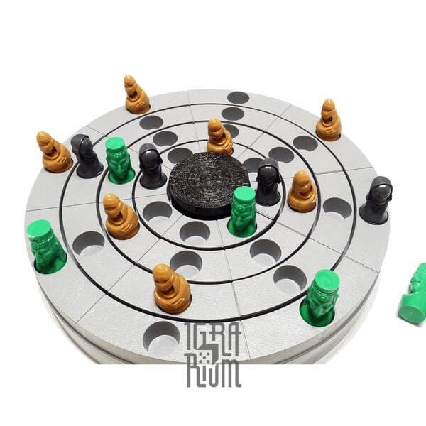 Настольная игра Ацтека