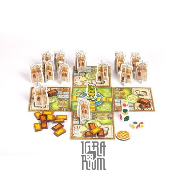 Настольная игра Аппетитный замок