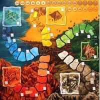 Настольная игра Затерянные города - 2