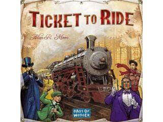 Телевизионное шоу по игре Ticket To Ride